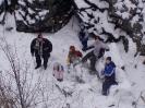 Novoroční výstup 2006